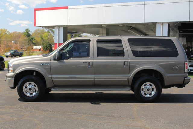 2003 Ford Excursion Limited 4X4 - SINISTER DIESEL - BRAND NEW TIRES Mooresville , NC 15