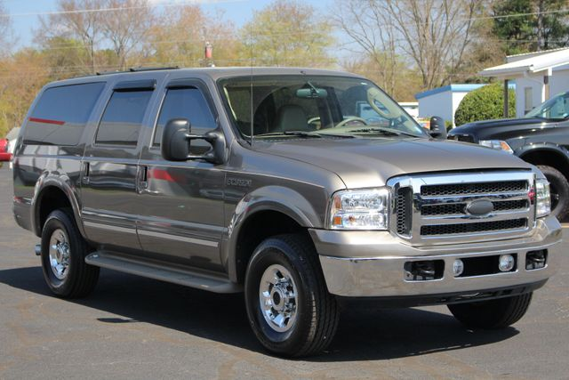 2003 Ford Excursion Limited 4X4 - SINISTER DIESEL - BRAND NEW TIRES Mooresville , NC 22