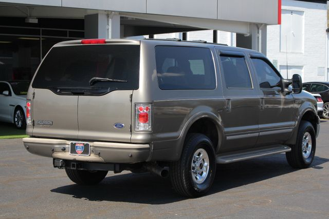 2003 Ford Excursion Limited 4X4 - SINISTER DIESEL - BRAND NEW TIRES Mooresville , NC 25