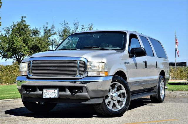 2003 Ford Excursion XLT Reseda, CA 8