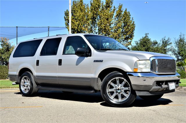 2003 Ford Excursion XLT Reseda, CA 12