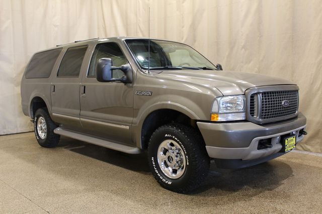 2003 Ford Excursion 4x4 7.3l Diesel Limited