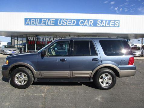 2003 Ford Expedition Eddie Bauer in Abilene, TX