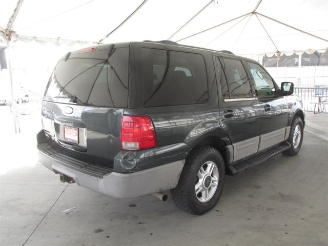 2003 Ford Expedition XLT Popular Gardena, California 2