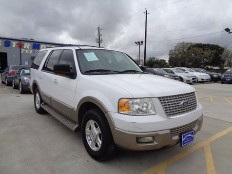 2003 Ford Expedition Eddie Bauer in Houston