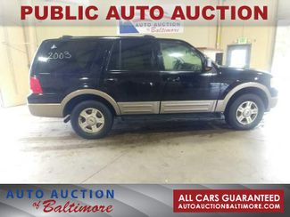 2003 Ford Expedition Eddie Bauer | JOPPA, MD | Auto Auction of Baltimore  in Joppa MD