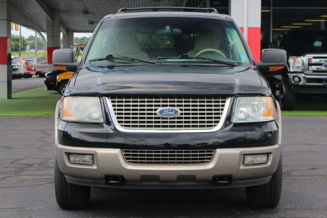 2003 Ford Expedition Eddie Bauer 4WD - SUNROOF - LEATHER - 3RD ROW! Mooresville , NC 16