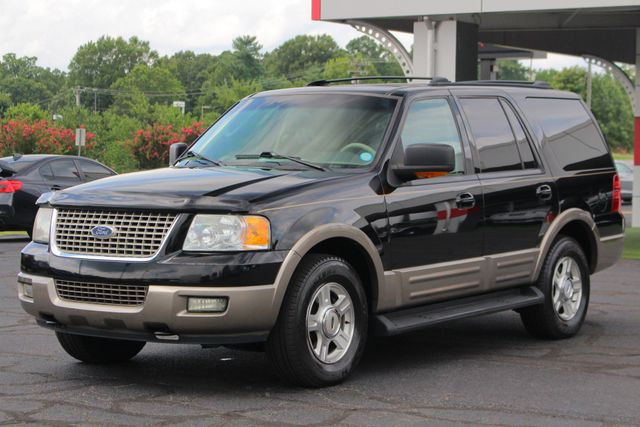 2003 Ford Expedition Eddie Bauer 4WD - SUNROOF - LEATHER - 3RD ROW! Mooresville , NC 23