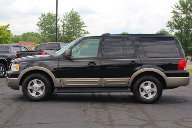 2003 Ford Expedition Eddie Bauer 4WD - SUNROOF - LEATHER - 3RD ROW! Mooresville , NC 15