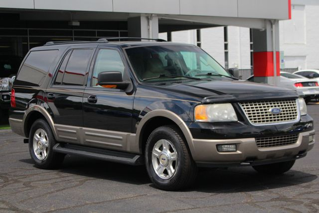 2003 Ford Expedition Eddie Bauer 4WD - SUNROOF - LEATHER - 3RD ROW! Mooresville , NC 22