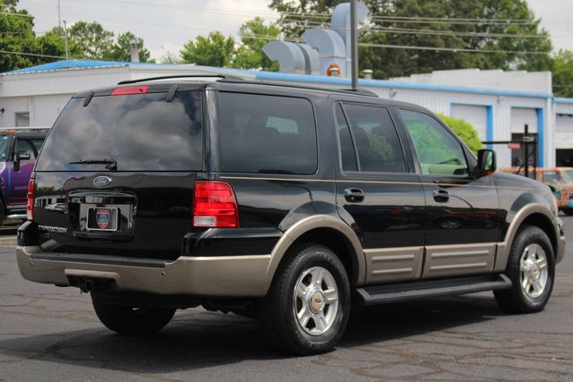 2003 Ford Expedition Eddie Bauer 4WD - SUNROOF - LEATHER - 3RD ROW! Mooresville , NC 24