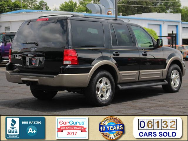 2003 Ford Expedition Eddie Bauer 4WD - SUNROOF - LEATHER - 3RD ROW! Mooresville , NC 2