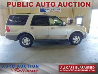 2003 Ford EXPEDITION XLT    JOPPA, MD   Auto Auction of Baltimore  in Joppa MD