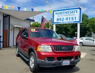 2003 Ford Explorer XLT Chico, CA 3