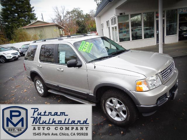 2003 Ford Explorer XLT Sport in Chico, CA 95928
