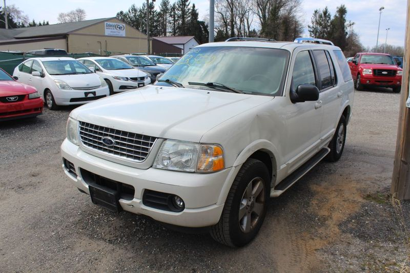 2003 Ford Explorer Limited  city MD  South County Public Auto Auction  in Harwood, MD