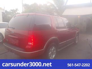 2003 Ford Explorer Eddie Bauer Lake Worth , Florida 2