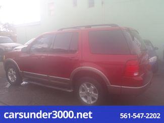 2003 Ford Explorer Eddie Bauer Lake Worth , Florida 3
