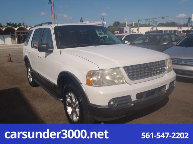 2003 Ford Explorer XLT Lake Worth , Florida