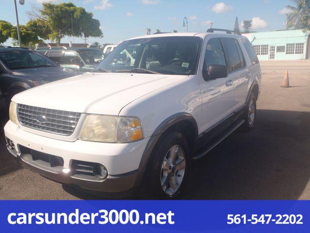 2003 Ford Explorer XLT Lake Worth , Florida 1