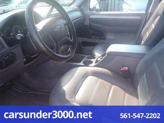 2003 Ford Explorer XLT Lake Worth , Florida 4