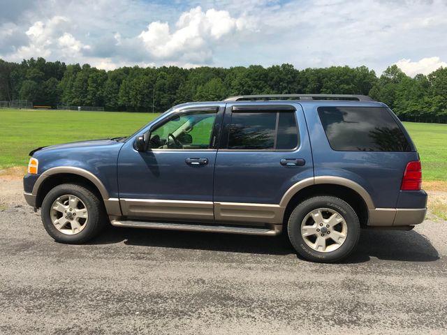 2003 Ford Explorer Eddie Bauer Ravenna, Ohio 1