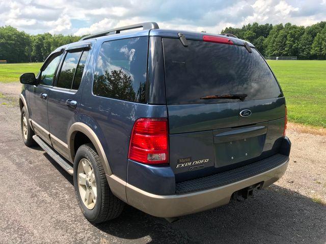 2003 Ford Explorer Eddie Bauer Ravenna, Ohio 2