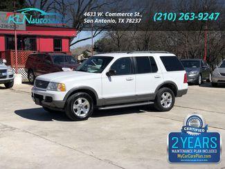 2003 Ford Explorer XLT Sport in San Antonio, TX 78237