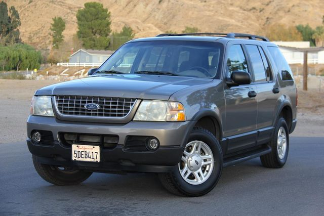 2003 Ford Explorer XLT Santa Clarita, CA 4