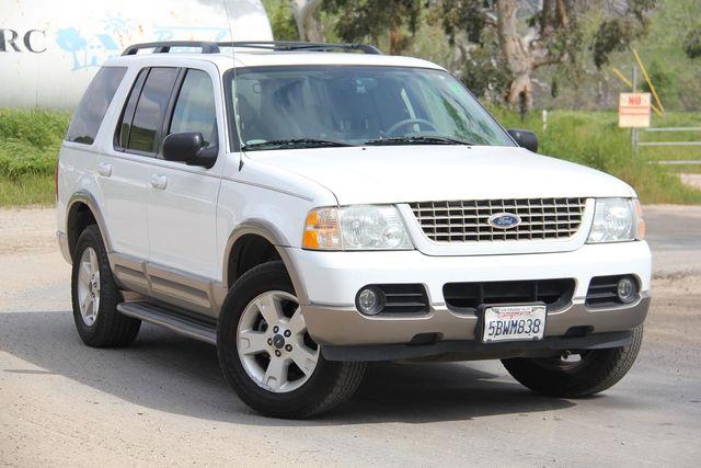 2003 Ford Explorer Eddie Bauer Santa Clarita, CA 3