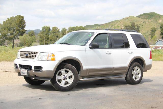 2003 Ford Explorer Eddie Bauer Santa Clarita, CA 1