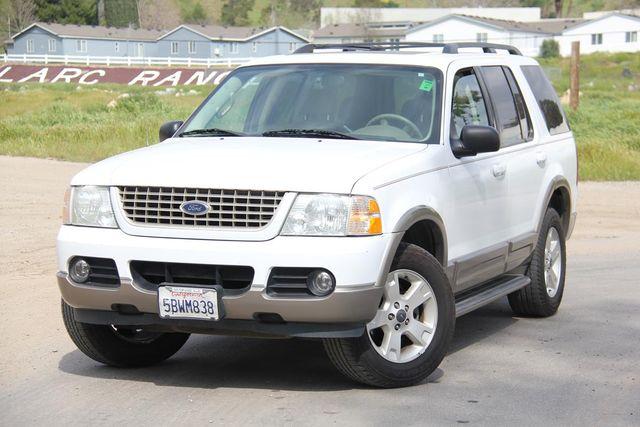 2003 Ford Explorer Eddie Bauer Santa Clarita, CA 4