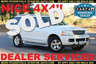 2003 Ford Explorer Limited 4X4 Santa Clarita, CA
