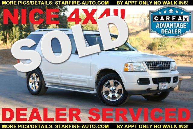 2003 Ford Explorer Limited 4X4 Santa Clarita, CA 0
