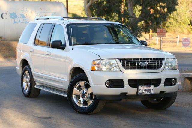 2003 Ford Explorer Limited 4X4 Santa Clarita, CA 3