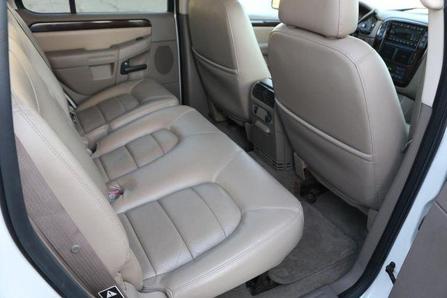 2003 Ford Explorer Limited 4X4 Santa Clarita, CA 16