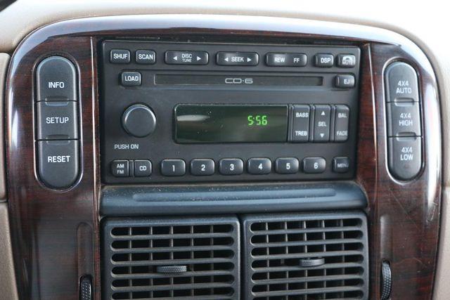 2003 Ford Explorer Limited 4X4 Santa Clarita, CA 17