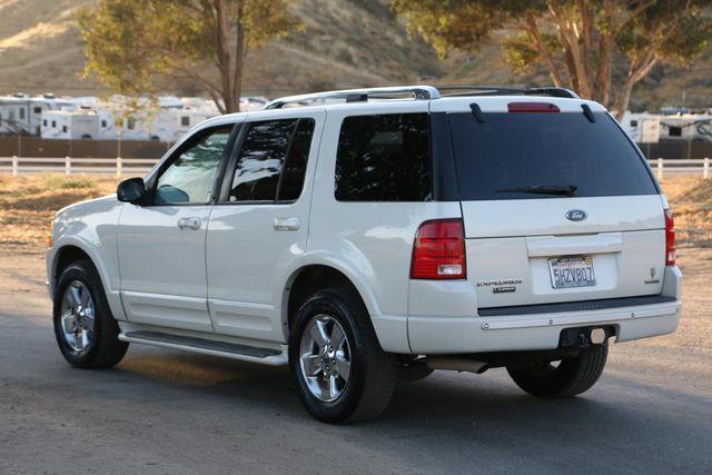2003 Ford Explorer Limited 4X4 Santa Clarita, CA 5