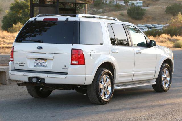 2003 Ford Explorer Limited 4X4 Santa Clarita, CA 6