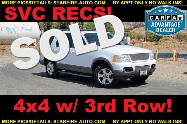 2003 Ford Explorer XLT 4X4 Santa Clarita, CA