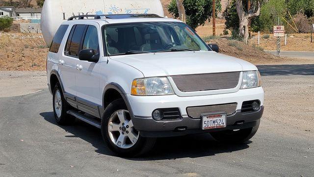 2003 Ford Explorer XLT 4X4 Santa Clarita, CA 3