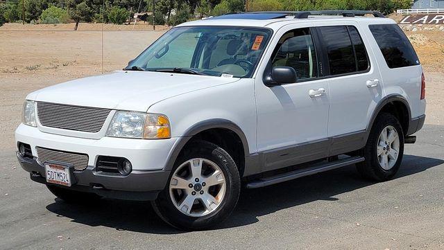2003 Ford Explorer XLT 4X4 Santa Clarita, CA 1