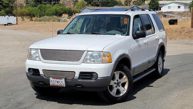 2003 Ford Explorer XLT 4X4 Santa Clarita, CA 4