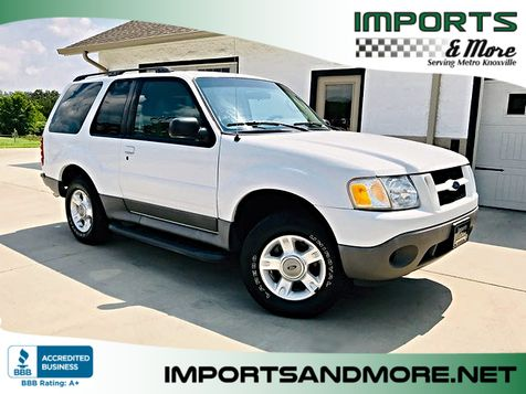 2003 Ford Explorer Sport XLT 2Dr 2WD in Lenoir City, TN