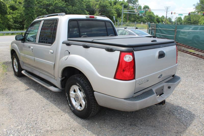2003 Ford Explorer Sport Trac XLS  city MD  South County Public Auto Auction  in Harwood, MD