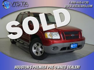 2003 Ford Explorer Sport Trac XLT  city Texas  Vista Cars and Trucks  in Houston, Texas