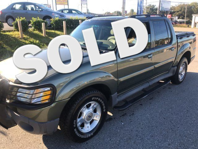 2003 Ford Explorer Sport Trac XLT Knoxville, Tennessee