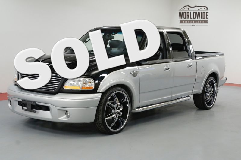 2003 Ford F-150 100TH ANNIVERSARY HARLEY DAVIDSON EDITION | Denver, CO | Worldwide Vintage Autos