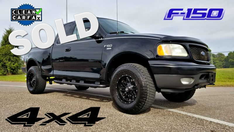 2003 Ford F-150 XLT Styleside 4X4 SUNROOF | Palmetto, FL | EA Motorsports in Palmetto, FL