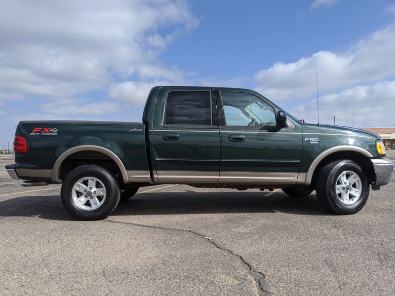 2003 Ford F-150 Lariat Supercrew 4X4  Fultons Used Cars Inc  in , Colorado